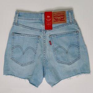 Levi's High Rise Shorts (Size 24)